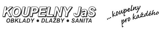 logo Koupelny JaS