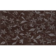 Tanaka brown inserto flower 25x40