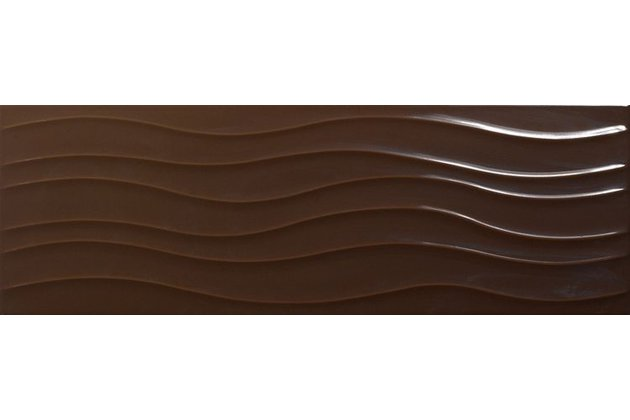Candy ondas chocolate 25x75