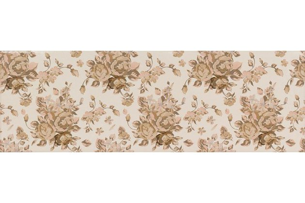 Candy bano beige decor 25x75
